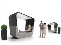 Il lounge urbano di Emo Design