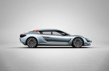 Quant E-Sportlimousine, l'auto elettrica alimentata esclusivamente ad acqua salata