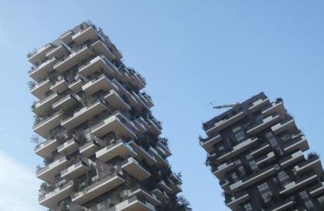 Bosco Verticale, la torre 'verde' di Stefano Boeri: le immagini dell'inaugurazione