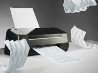 La stampante inkjet che diventa 3D
