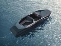 Il motoscafo secondo Zaha Hadid