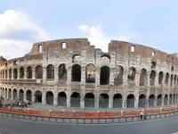 Il Colosseo e' inclinato di 40 centimetri