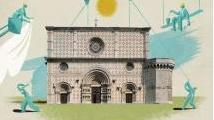 Restauro: L'Aquila, Eni in prima fila per la Basilica di Collemaggio - Ingegneri e geologi Eni coinvolti nel piano di restauro dell'edificio, fortemente colpito dal sisma del 2009