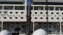 Nave allungata di 24 metri: un'impresa ingegneristica a Palermo