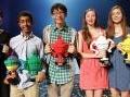 chimica: Batteri naturali per combattere la fame nel mondo -   E' il progetto vincitore del Google Science Fair 2014, realizzato da tre 'aspiranti scienziate' irlandesi di 16 anni