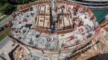 Warsaw Spire, casseforme e impalcature Peri per la torre piu' alta della Polonia