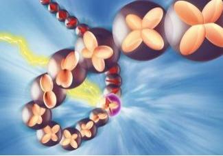 Osservato il moto elettronico ultraveloce di una molecola biologica
