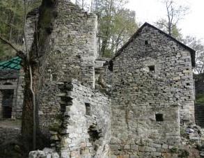 Architettura alpina: il recupero del borgo di Ghesc