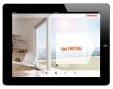 Finstral: la nuova app per tablet e' gratis su App Store e Play Store